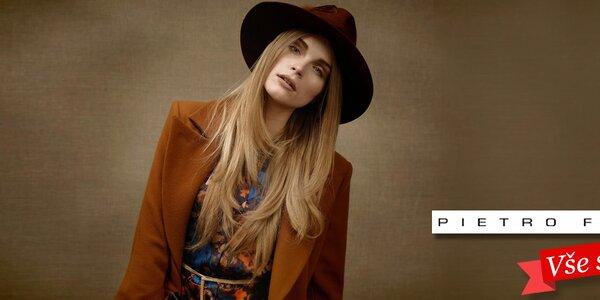 Elegantní a osobitá dámská móda Pietro Filipi