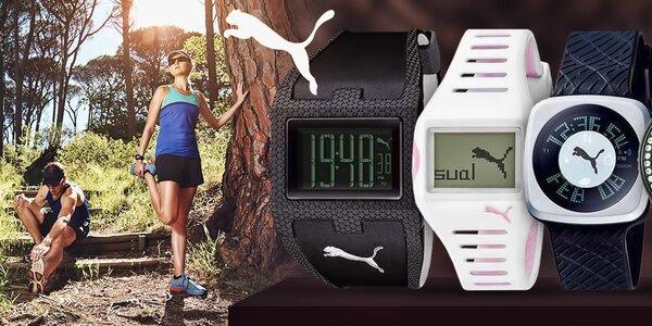 Puma sportovní hodinky pro něho i pro ni