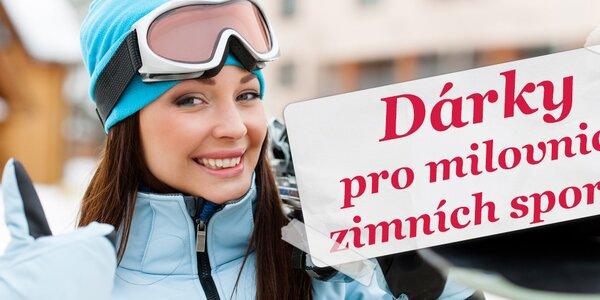 Zdolejte horské svahy - dámské zimní oblečení