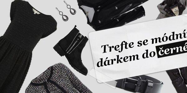 Tipy na módní dárečky - vsaďte na černou klasiku