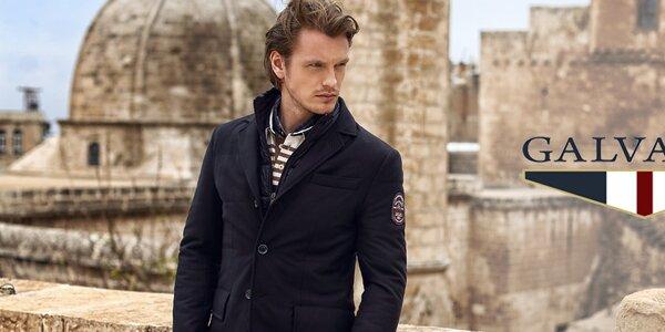 Pánové, oblékejte ležérně elegantní módu Galvanni