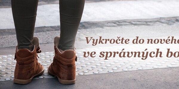Dámy, vykročte do nového roku ve správných botách