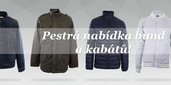 Obnovte šatník - pánské bundy a kabáty
