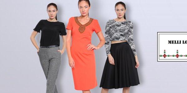 Okouzlující dámská móda Melli London