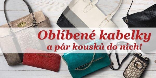 Dopřejte si novou kabelku či peněženku - vše skladem!