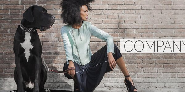 Stylové dámské bundy a kabáty Company&Co, Mocuishle, Eci