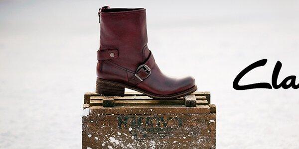Clarks - stylové dámské boty do města