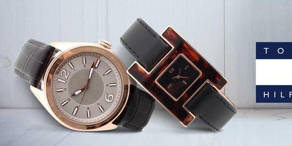 Okouzlující dámské hodinky Tommy Hilfiger