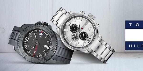 Tommy Hilfiger - hodinky pro moderní muže
