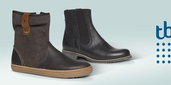 TBS - moderní dámské boty, které vás dostanou