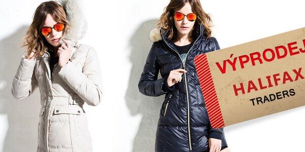 Dámské bundy a kabáty Halifax - vše skladem