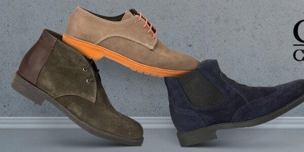 Crash Shoes - stylové pánské boty