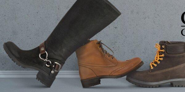 Crash Shoes - stylové dámské boty