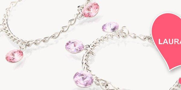 Tip na Valentýna - něžné dámské šperky Laura Bruni