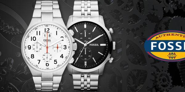 Fossil - stylové hodinky pro muže