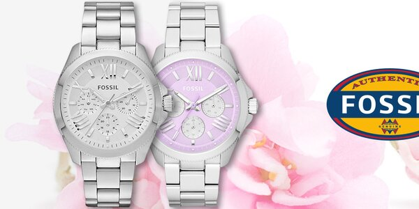 Fossil - dokonalé hodinky a šperky pro ženy