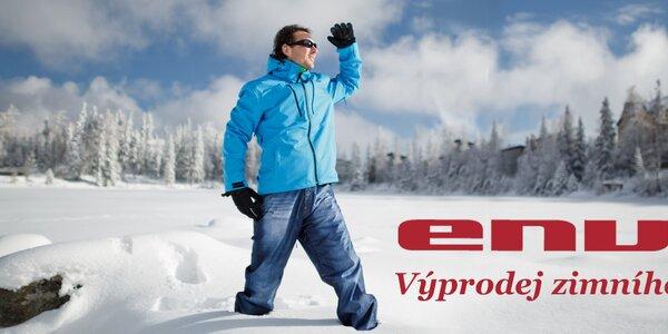 Pánské zimní a softshellové oblečení Envy