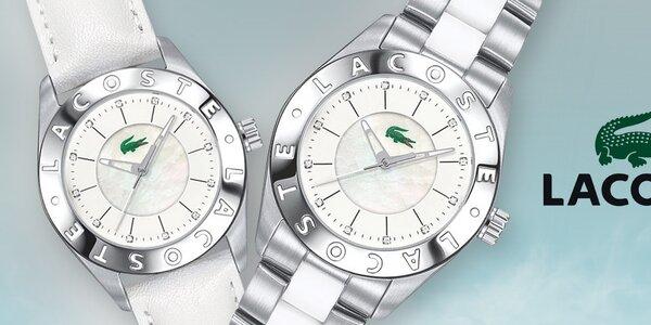 Lacoste - dámské hodinky, kterým nelze odolat