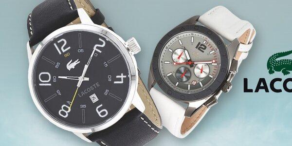 Lacoste - pánské hodinky, kterým nelze odolat
