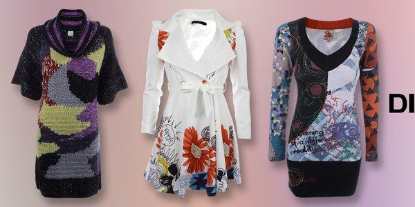 Vždy originální dámská móda Dislay DY Design
