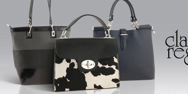 Dámské kožené kabelky Classe Regina