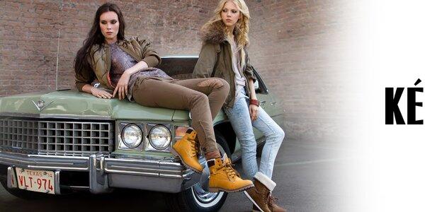 Keddo - skvělé britské boty pro dámské nožky