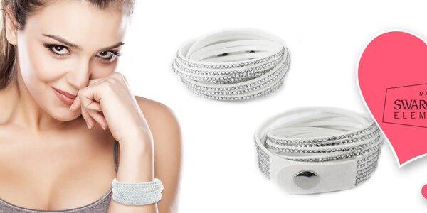 Tip na Valentýna: Dámské šperky Swarovski Elements