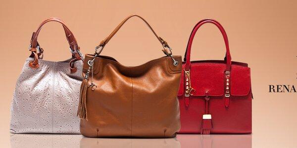 Nádherné dámské kabelky Renata Corsi