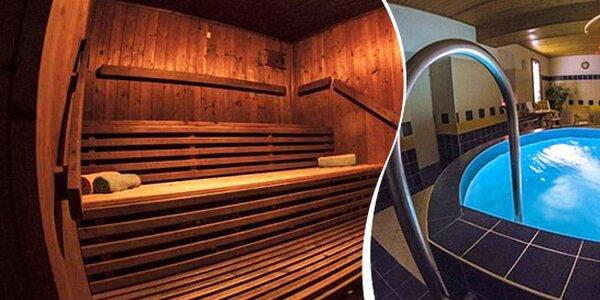 Hodina v privátní sauně pro dva