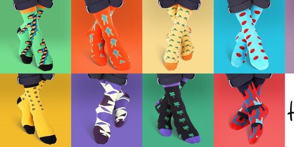 Hravé pánské ponožky Happy Socks