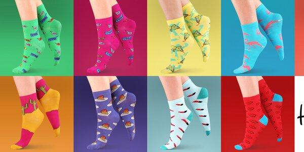 Hravé dámské ponožky Happy Socks