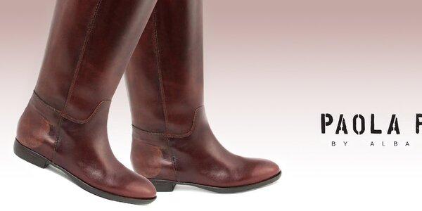 Osobitá dámská obuv Paola Ferri