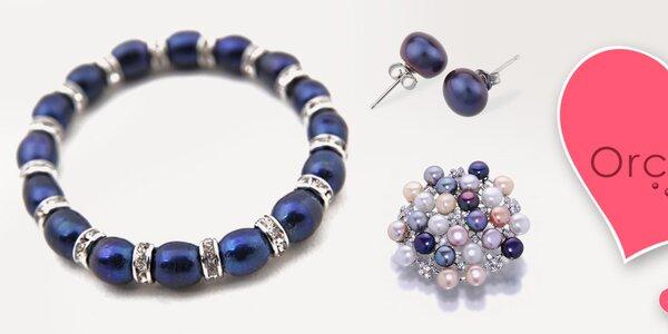 Něžné dámské šperky Orchira