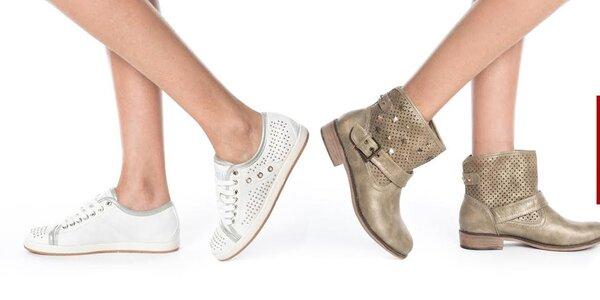 Stylové dámské boty Big Star