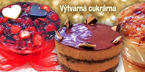 Neobyčejné dorty – bezlepkové, raw i klasické