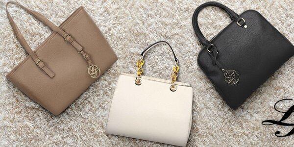 Elegantní dámské kabelky London Fashion