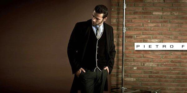 Elegantní pánská móda Pietro Filipi