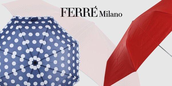 Módní dámské deštníky Ferré Milano