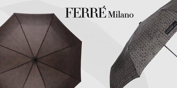 Módní pánské deštníky Ferré Milano