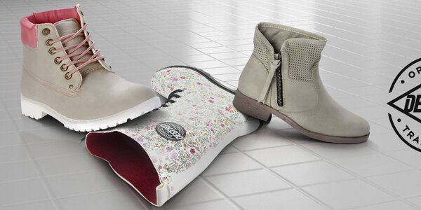 Parádní dámské boty Destroy