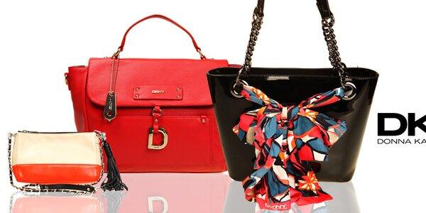 Okouzlující kabelky, pásky a další doplňky DKNY