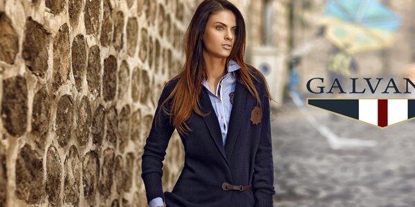 Galvanni - slušivá dámská sportovní elegance