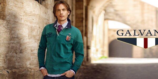 Galvanni - stylová móda pro muže