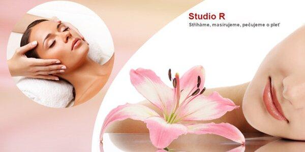 Profesionální kosmetické ošetření vaší pleti, pomocí ultrazvuku a bylinek přímo…
