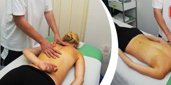 Blahodárné masáže z rukou nevidomých masérů