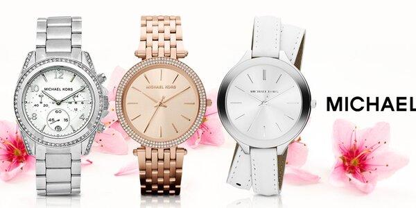 Luxusní hodinky Michael Kors pro dámy