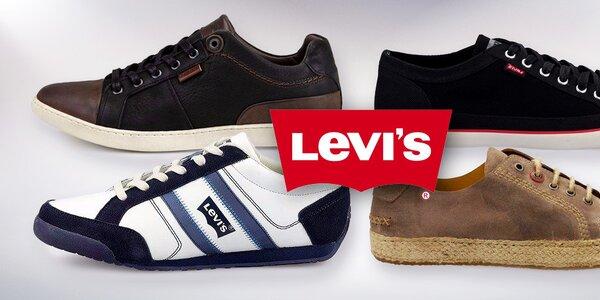 Něco pro pány: Moderní boty Levi's