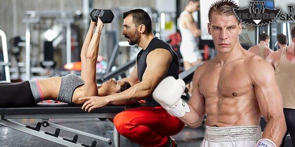 """Akreditovaný trenérský kurz s certifikátem """"instruktor fitness"""""""