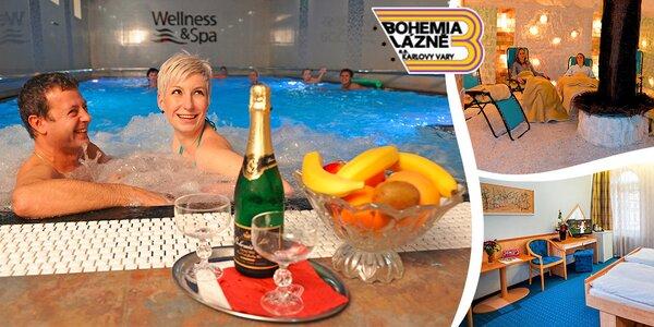 Nabité wellness pobyty v Bohemia lázních v K. Varech