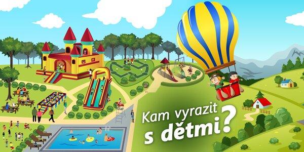 Zábava pro děti a hravé dospěláky